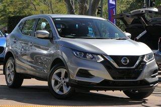 2019 Nissan Qashqai J11 Series 3 MY20 ST X-tronic Grey 1 Speed Constant Variable Wagon.
