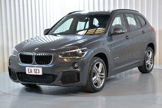 2016 BMW X1 F48 sDrive20i Steptronic Grey 8 Speed Sports Automatic Wagon.