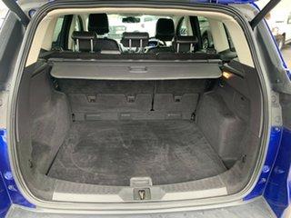 2014 Ford Kuga TF MY15 Trend AWD Blue 6 Speed Sports Automatic Wagon
