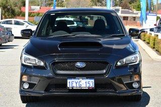 2014 Subaru WRX V1 MY15 AWD Black 6 Speed Manual Sedan