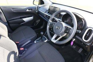 2021 Kia Picanto JA MY22 S Astro Grey 5 Speed Manual Hatchback