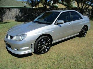 2006 Subaru Impreza S MY06 AWD Silver 5 Speed Manual Sedan.