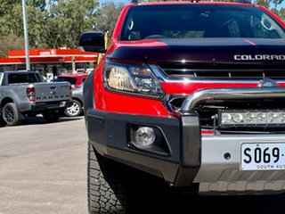 2017 Holden Colorado RG MY18 Z71 Pickup Crew Cab Red 6 Speed Sports Automatic Utility