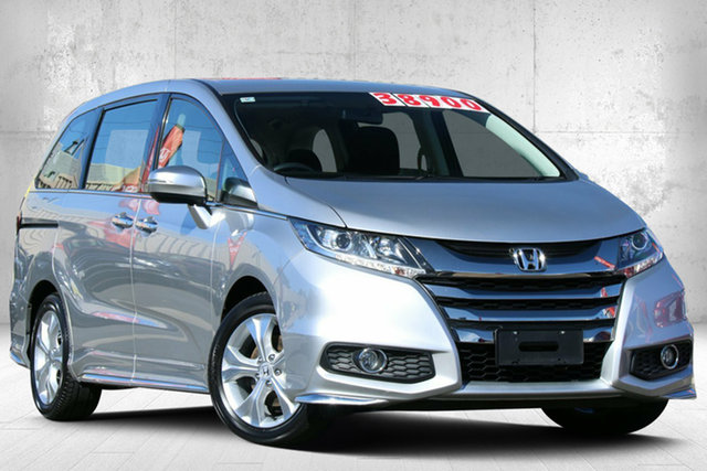 Used Honda Odyssey RC MY19 VTi Valley View, 2019 Honda Odyssey RC MY19 VTi Super Platinum 7 Speed Constant Variable Wagon