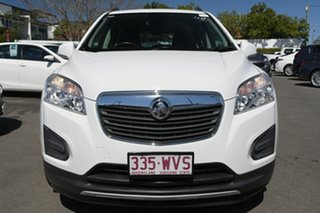 2016 Holden Trax TJ MY16 LS White 5 Speed Manual Wagon.