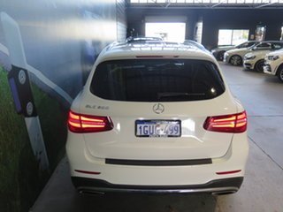 2019 Mercedes-Benz GLC200 253 MY19 White 9 Speed Automatic G-Tronic Wagon