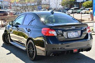 2014 Subaru WRX V1 MY15 AWD Black 6 Speed Manual Sedan.