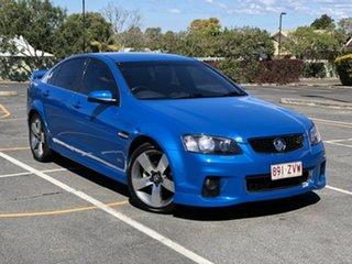 2013 Holden Commodore VE II MY12.5 SV6 Z Series Blue 6 Speed Sports Automatic Sedan.