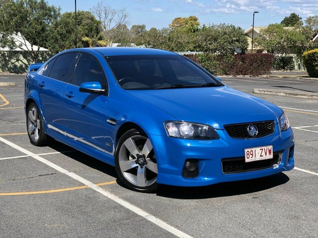 Used Holden Commodore VE II MY12.5 SV6 Z Series Chermside, 2013 Holden Commodore VE II MY12.5 SV6 Z Series Blue 6 Speed Sports Automatic Sedan