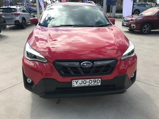 2021 Subaru XV G5X MY21 2.0i-S Lineartronic AWD Pure Red 7 Speed Constant Variable Wagon.