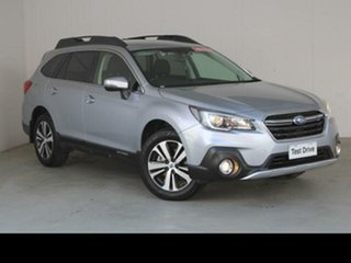 2019 Subaru Outback MY18 2.5i AWD Ice Silver Metallic Continuous Variable Wagon