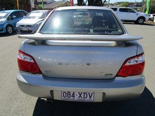 2005 Subaru Impreza S MY05 GX AWD Silver 5 Speed Manual Sedan