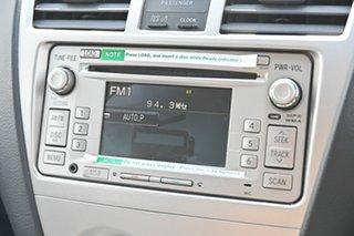 2010 Toyota Yaris NCP93R MY10 YRX Silver 4 Speed Automatic Sedan