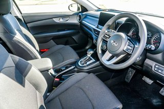 2021 Kia Cerato BD MY22 S Snow White Pearl 6 Speed Sports Automatic Sedan