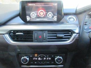 2014 Mazda 6 GJ1021 Touring SKYACTIV-Drive White 6 Speed Sports Automatic Wagon