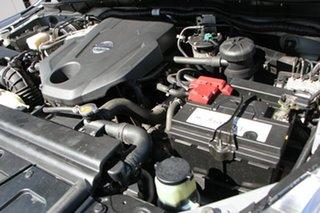 2017 Nissan Navara D23 S2 ST-X Silver 6 Speed Manual Utility