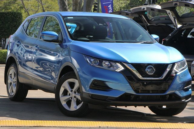 Used Nissan Qashqai J11 Series 3 MY20 ST X-tronic Toowoomba, 2019 Nissan Qashqai J11 Series 3 MY20 ST X-tronic Blue 1 Speed Constant Variable Wagon