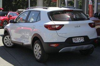 2021 Kia Stonic YB MY21 S FWD Clear White 6 Speed Automatic Wagon.