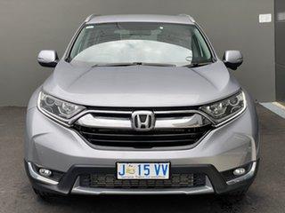 2019 Honda CR-V RW MY19 VTi-S FWD Silver 1 Speed Constant Variable Wagon.