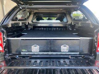 2017 Mitsubishi Triton MQ MY17 Exceed Double Cab Black 5 Speed Sports Automatic Utility