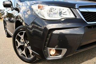 2015 Subaru Forester S4 MY15 XT CVT AWD Grey 8 Speed Constant Variable Wagon.