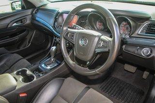 2015 Holden Commodore VF II MY16 SV6 Sportwagon Black 6 Speed Sports Automatic Wagon