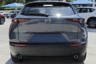2021 Mazda CX-30 DM4WLA G25 SKYACTIV-Drive i-ACTIV AWD Astina Machine Grey 6 Speed Sports Automatic