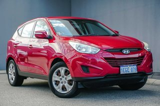 2013 Hyundai ix35 LM2 Active Red 6 Speed Sports Automatic Wagon.