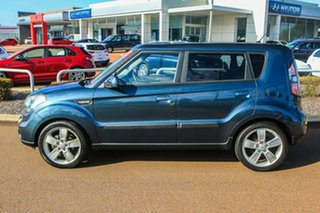 2009 Kia Soul AM MY10 3.0 Grey 4 Speed Automatic Hatchback.