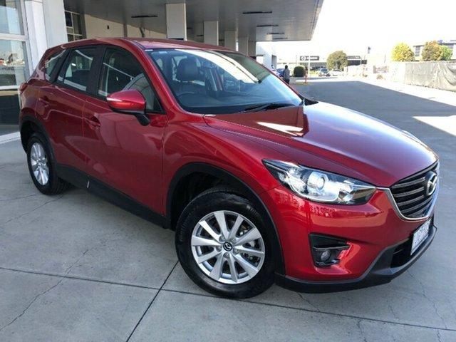 Used Mazda CX-5 KE1032 Maxx SKYACTIV-Drive i-ACTIV AWD Ravenhall, 2017 Mazda CX-5 KE1032 Maxx SKYACTIV-Drive i-ACTIV AWD Red 6 Speed Sports Automatic Wagon