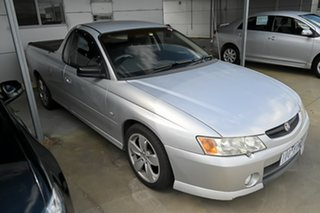 2004 Holden Ute VY II Silver 4 Speed Automatic Utility.