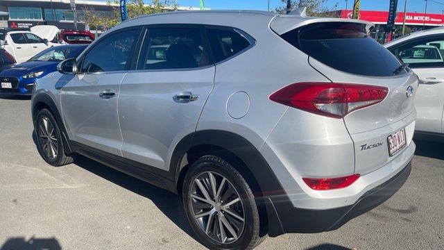 Used Hyundai Tucson TL Elite 2WD Moorooka, 2016 Hyundai Tucson TL Elite 2WD Chromium 6 Speed Sports Automatic Wagon