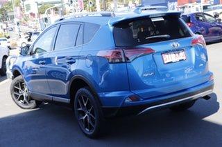 2017 Toyota RAV4 Blue Gem Automatic Wagon