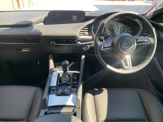 2021 Mazda 3 BP2H7A G20 SKYACTIV-Drive Touring Snowflake White 6 Speed Sports Automatic Hatchback