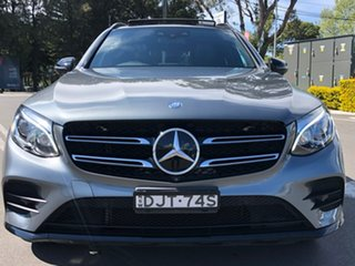 2016 Mercedes-Benz GLC-Class X253 807MY GLC250 d 9G-Tronic 4MATIC Grey 9 Speed Sports Automatic.