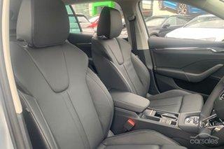 2021 Skoda Octavia NX MY21 140TSI DSG Limited Edition Brilliant Silver 7 Speed