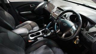 2015 Hyundai ix35 LM3 MY15 SE White 6 Speed Manual Wagon