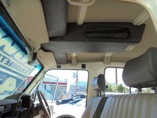 1995 Toyota Landcruiser HZJ75RV Troopcarrier White 5 Speed Manual Hardtop