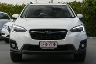 2019 Subaru XV G5X MY19 2.0i-S Lineartronic AWD White 7 Speed Constant Variable Wagon