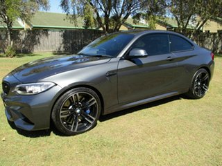 2017 BMW M2 F87 D-CT Grey 7 Speed Sports Automatic Dual Clutch Coupe.