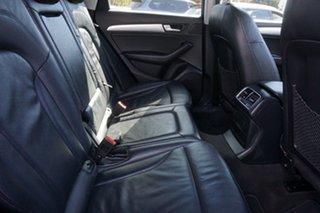 2012 Audi Q5 8R MY12 TDI S Tronic Quattro Grey 7 Speed Sports Automatic Dual Clutch Wagon