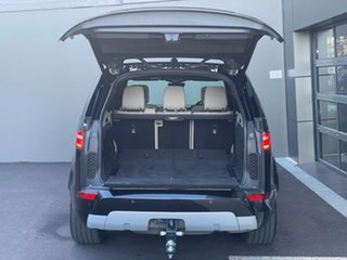 2017 Land Rover Discovery Series 5 L462 MY17 HSE Black 8 Speed Sports Automatic Wagon