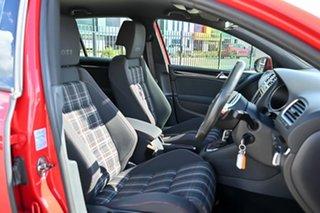 2012 Volkswagen Golf VI MY13 GTI DSG Red 6 Speed Sports Automatic Dual Clutch Hatchback
