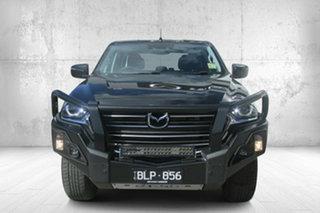 2021 Mazda BT-50 TFS40J XTR Black 6 Speed Sports Automatic Utility.