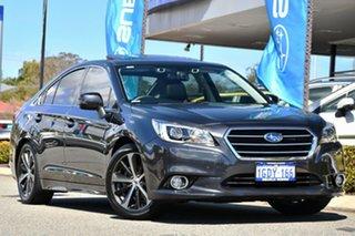 2017 Subaru Liberty B6 MY17 2.5i CVT AWD Premium Dark Grey 6 Speed Constant Variable Sedan.