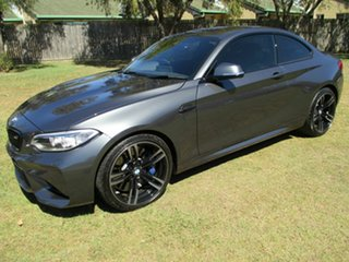 2017 BMW M2 F87 D-CT Grey 7 Speed Sports Automatic Dual Clutch Coupe