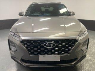 2019 Hyundai Santa Fe TM MY19 Highlander Silver 8 Speed Sports Automatic Wagon.