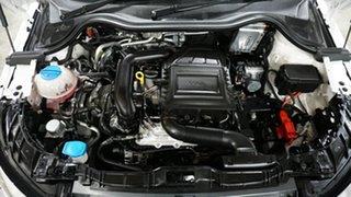 2017 Audi A1 8X MY17 Sportback S Tronic White 7 Speed Sports Automatic Dual Clutch Hatchback