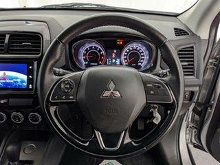 2019 Mitsubishi ASX XC MY19 ES 2WD ADAS Silver 1 Speed Constant Variable Wagon