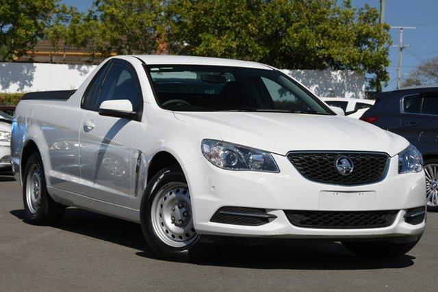 Used Holden Ute VF II MY16 Ute Mount Gravatt, 2015 Holden Ute VF II MY16 Ute White 6 Speed Sports Automatic Utility